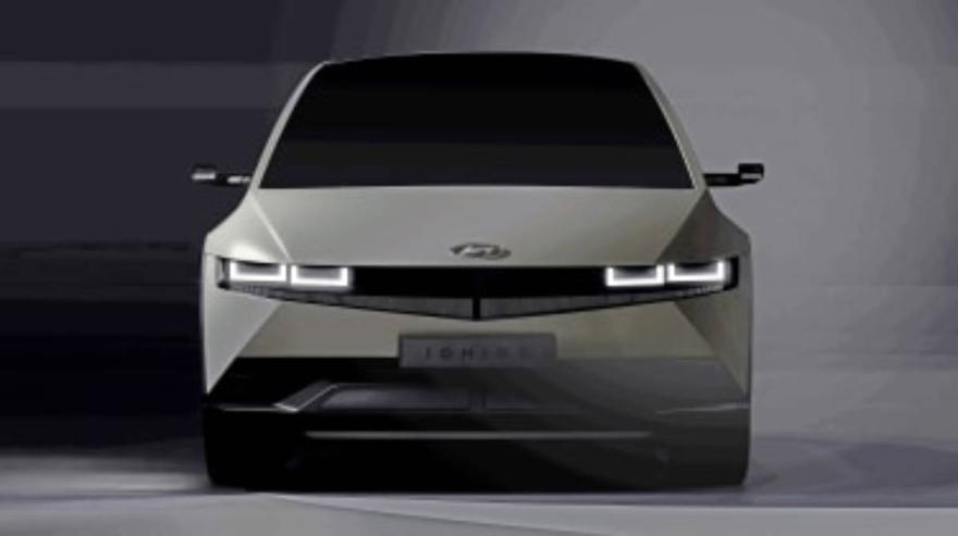 IONIQ 5: Hyundai Teases New Car & Sub-brand