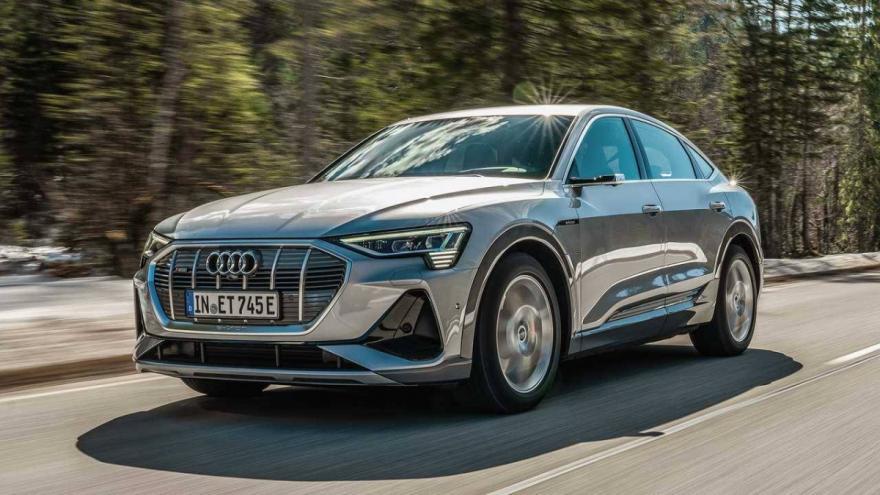 Audi e-tron Sales Skyrocket In 2020