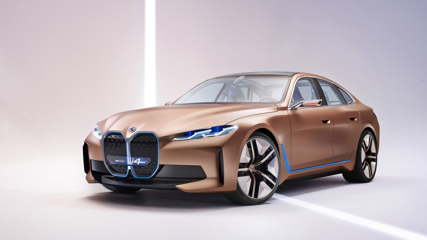 BMW's EV Range is About to get Quicker