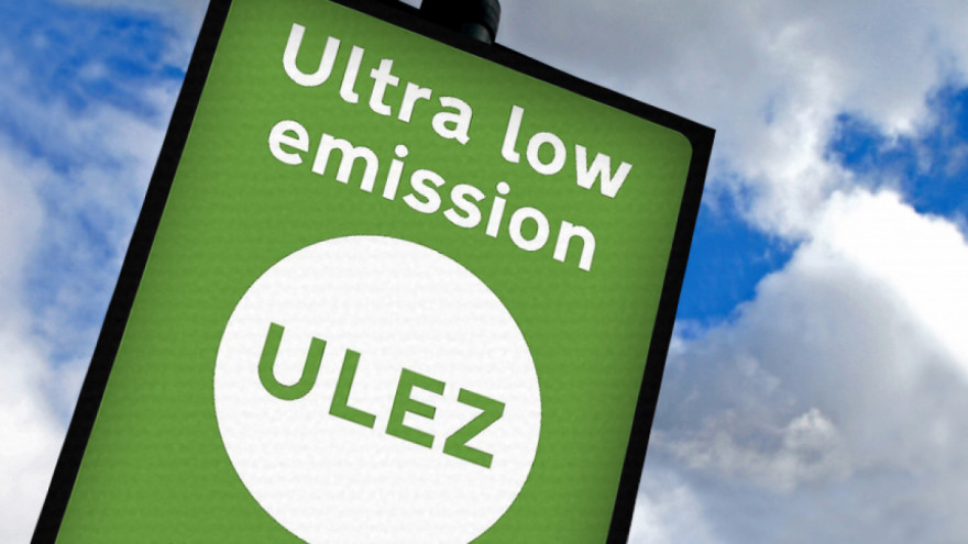 London's Ultra Low Emission Zone is expanding on October 25th