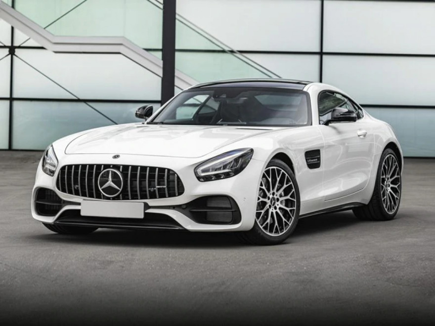 Mercedes-Benz EQ: Fast AMG Cars For New Electric Sub-Brand
