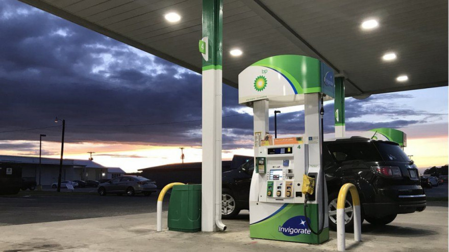 Fuel prices skyrocket in lockdown