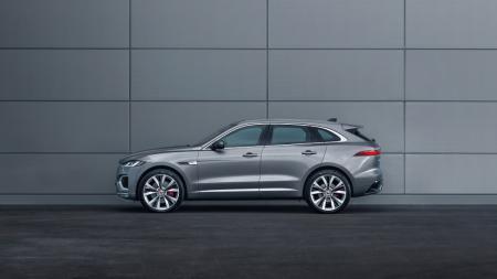 New Jaguar F-PACE (2016 - ) Review