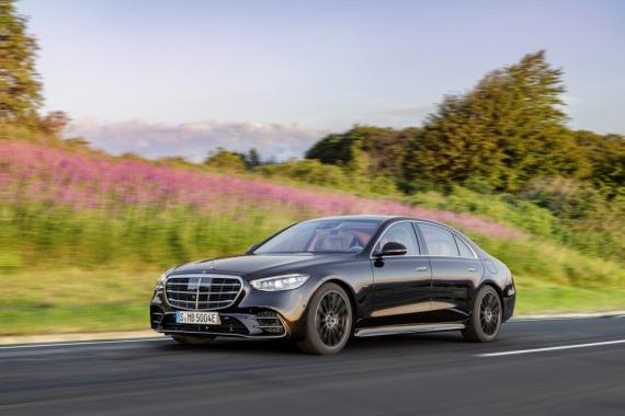 Huge Savings on Mercedes-Benz S Class Models Image