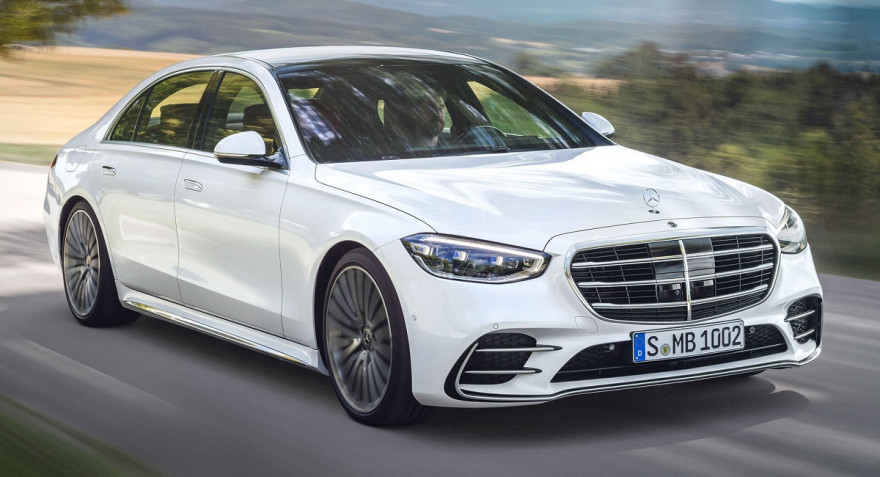 Huge savings on Mercedes-Benz S Class models