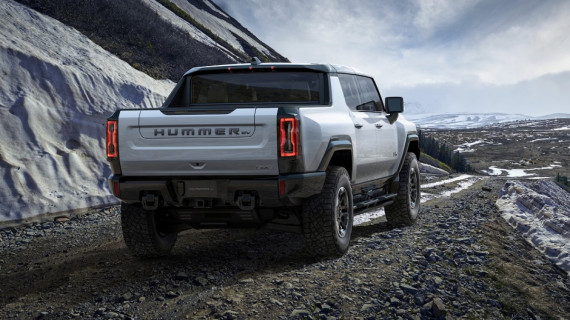 WOW: Hummer EV Edition 1 Supertruck - 1,000 HP And electric Image