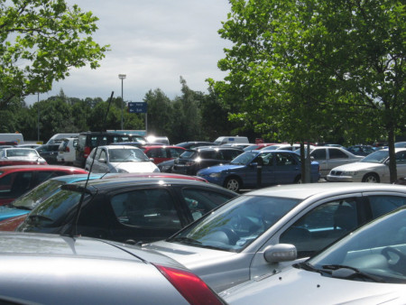 Tesco car park mystery rumbles on