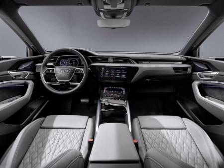 Audi e-tron Sportback S line 55 quattro: The Review