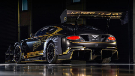 Bentley Continental GT3 Pikes Peak racer revealed