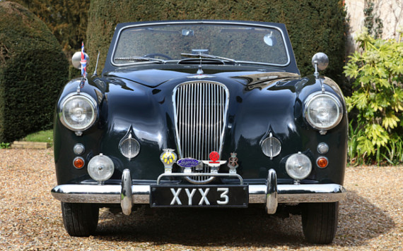 Prince Philip's cars revealed... including a beloved taxi! Image