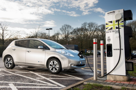 Glasgow the latest UK city to start billing for EV charging points
