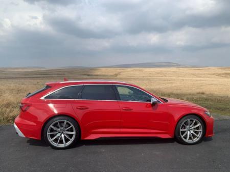 Audi RS 6 Avant (2020- ) Review