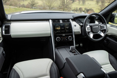 The Review: Land Rover Discovery P360 MHEV R-Dynamic SE