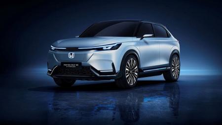 Honda SUV E:Prototype unveiled at Auto Shanghai 2021
