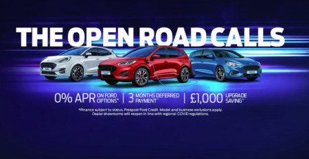 Oh so affordable Fords! 0% APR on several models