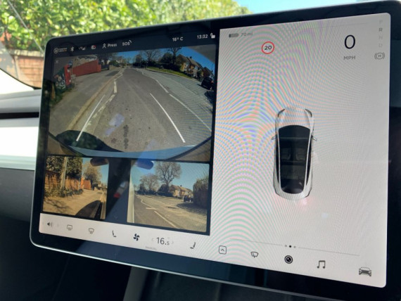 Tesla ends production worries despite microchip shortage Image