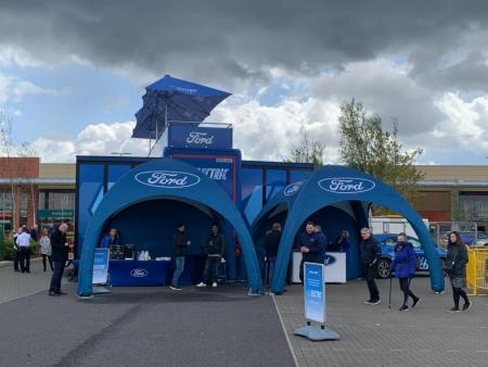 Ford Go Electric Roadshow