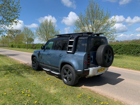Land Rover Defender 110 Hard Top (2020 - ) Review