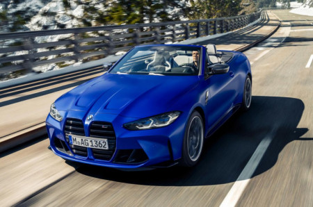 New BMW M4 Competition Convertible revealed for 2021