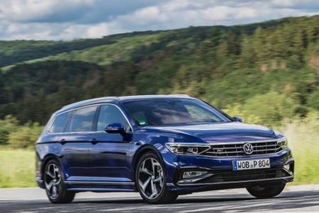 Volkswagen rumoured to drop saloon variant of the new Passat