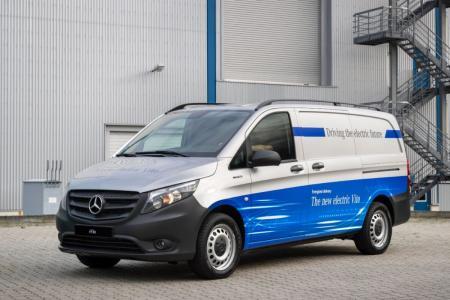 Mercedes-Benz eVito (2020 - ) Review