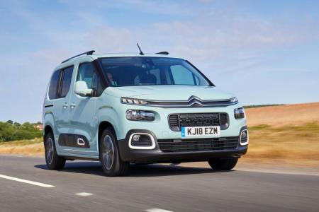 Citroen Berlingo MPV (2018 - ) Review