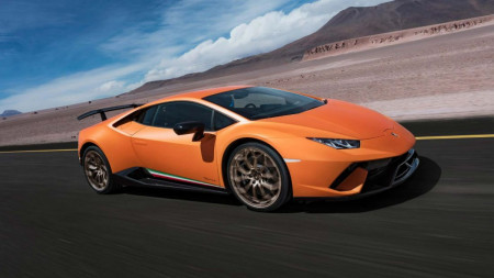 Volkswagen turns down eye-watering Lamborghini bid
