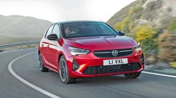 New Vauxhall Corsa tops UK sales charts Image