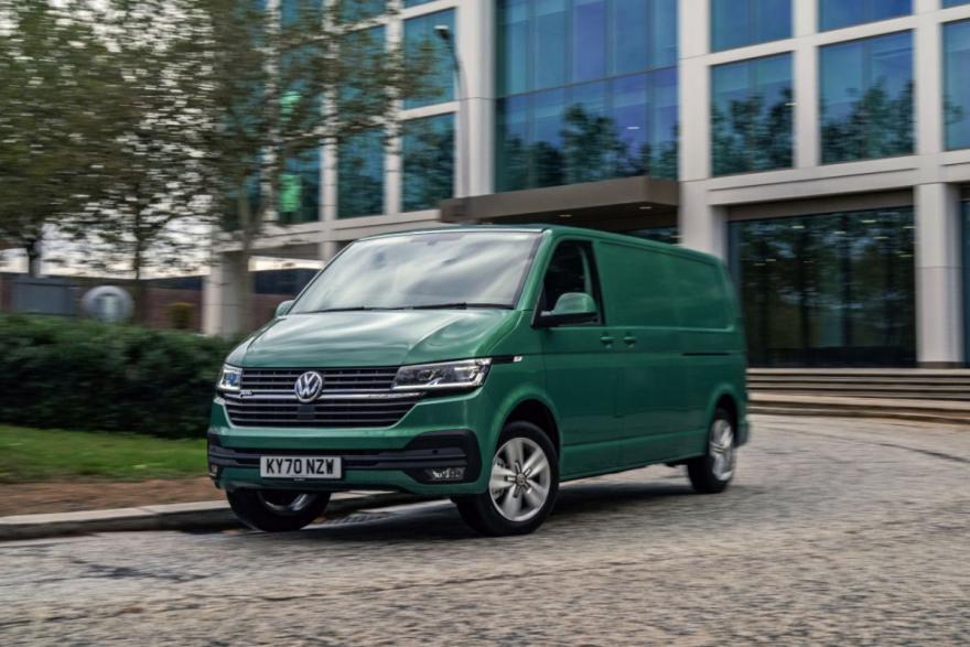 Top five vans of 2021