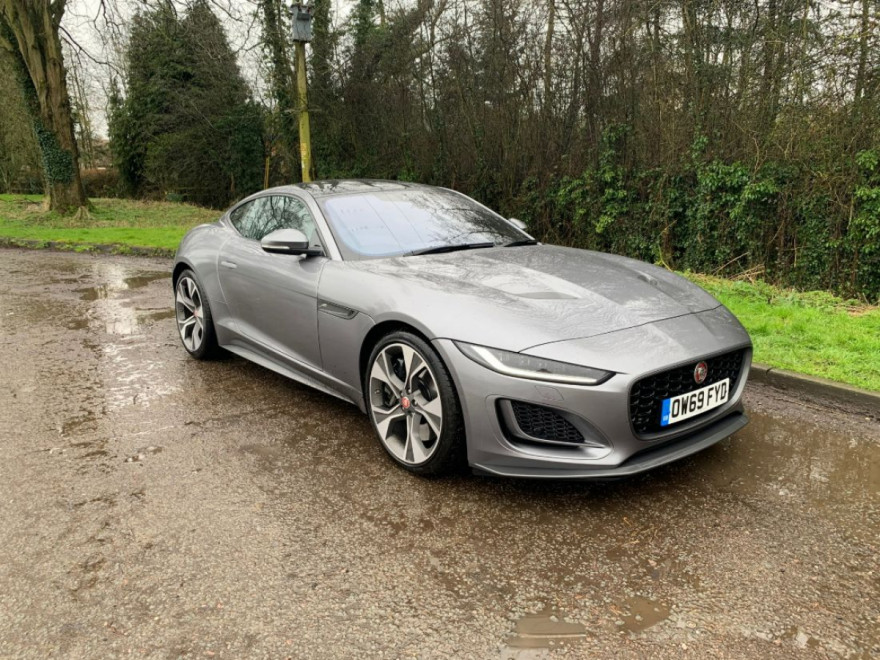 Jaguar F-Type Coupe 450ps First Edition AWD (2013 - ) Review