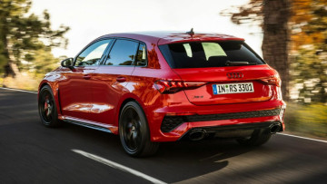 New Audi RS 3 For 2021 revealed