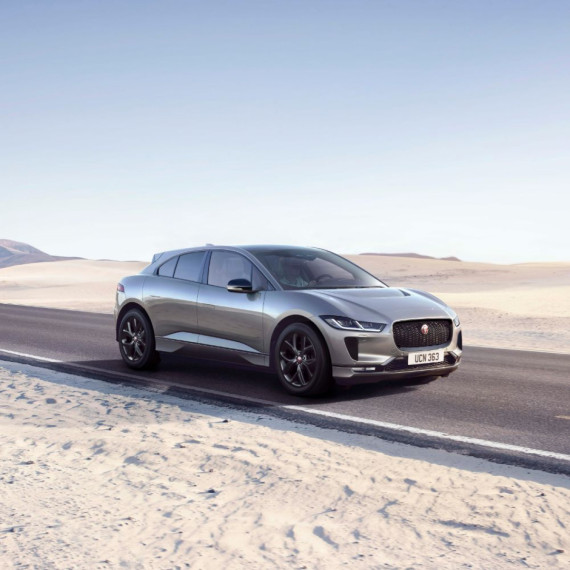 Jaguar launches 0% APR offer on new I-PACE Image