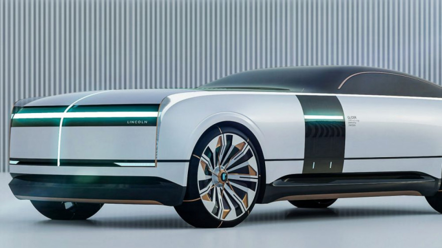 Lincoln reveals the cars of tomorrow with a very strong nod to the past