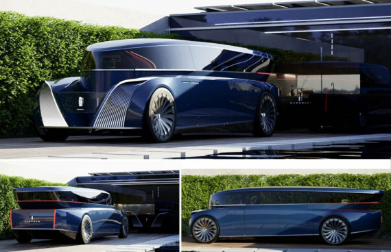 Lincoln reveals the cars of tomorrow with a very strong nod to the past Image
