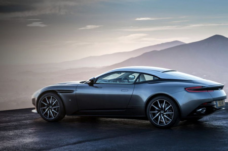Aston Martin to replace Vantage and DB11 with all-electric models