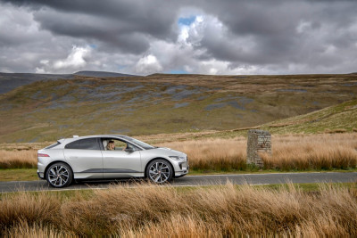 Jaguar launches 0% APR offer on new I-PACE