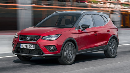 New SEAT Arona for 2021: stylish and full of technology