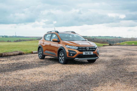 Dacia will only go to electric and hybrid when it has to