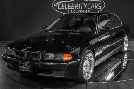 The car that Tupac was killed in goes up for sale