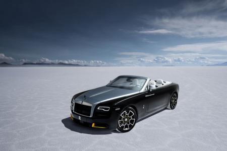 Rolls-Royce Dawn Black Badge Review