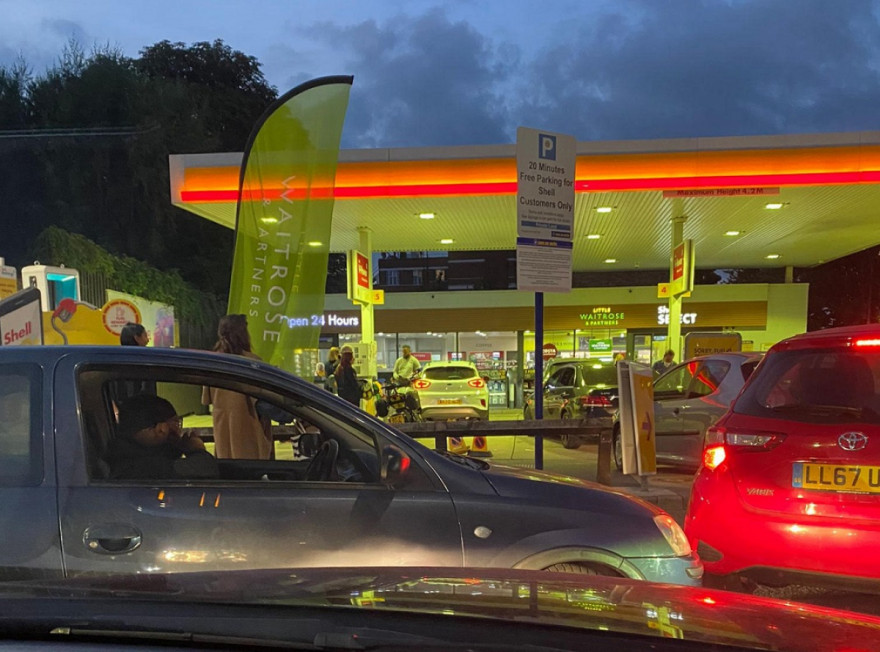 Petrol prices hit eight-year high: here's what happens next