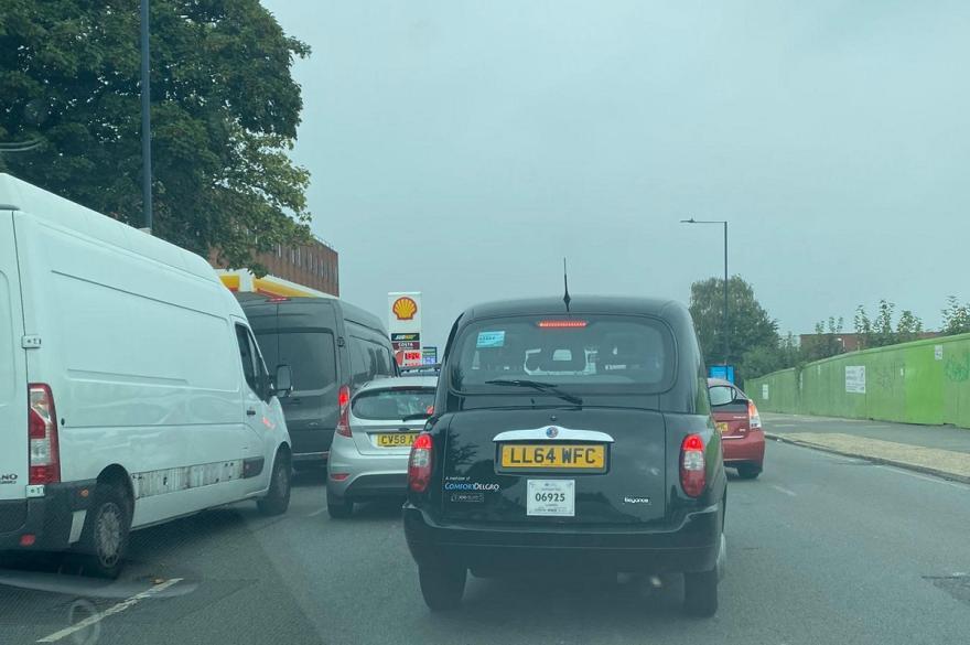 Regit's motorists blame panic buyers for fuel crisis: survey results revealed