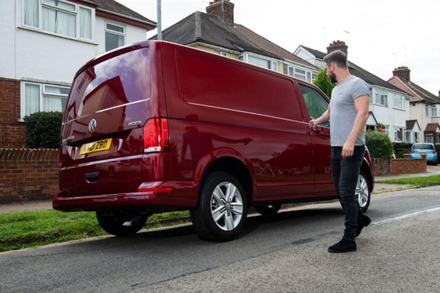 Van owners targeted as thefts of tools skyrocket