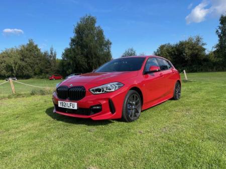 BMW 118i M Sports Hatch