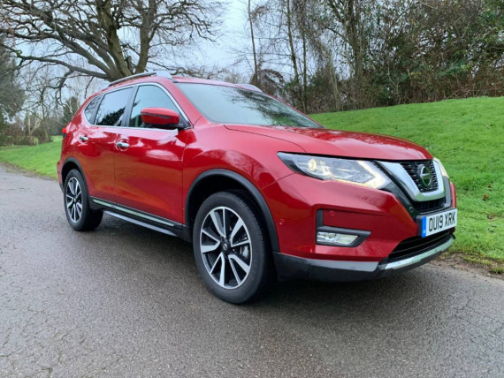 Nissan X-Trail 2020 Review