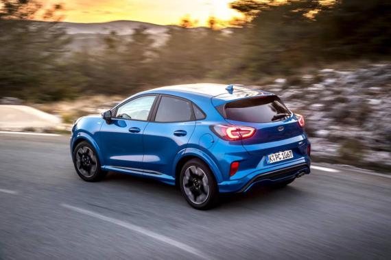 Ford Puma Review