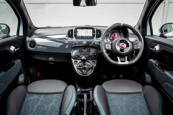 Fiat 500 Hybrid Review