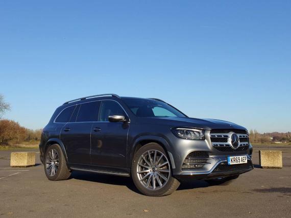 Mercedes-Benz GLS 2020 Review