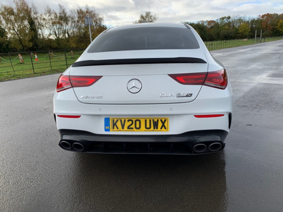 Mercedes-Benz AMG CLA 45