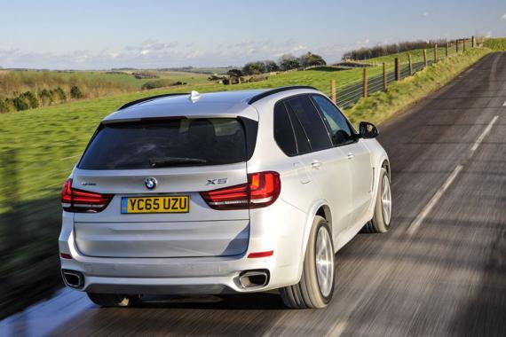 BMW X5 xDrive M Sport